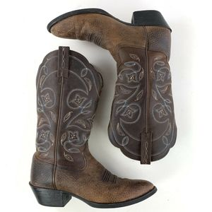 Ariat Heritage Cowgirl Western Boots Size 6.5